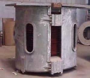 индукционная печь-min