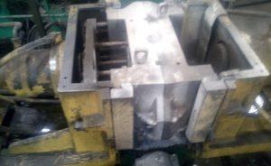 оборудование для литья алюминия, литейная машина