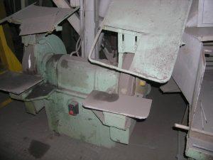 обдирочно шлифовальный станок для наждачника