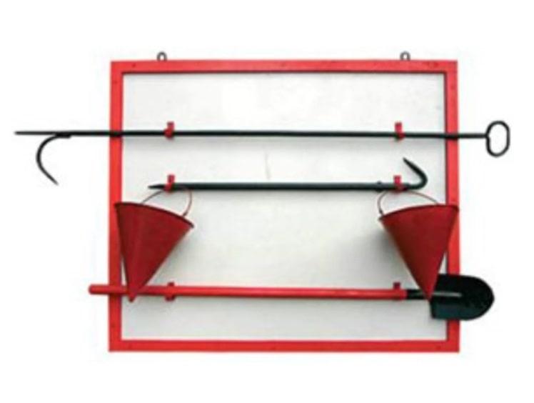 пожарная безопасность-пожарный щит