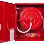 Пожарная безопасность-пожарный шкаф